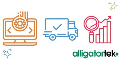 Tech, Trucking and alligatortek