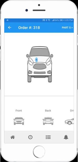 S1G screenshot_mobile version